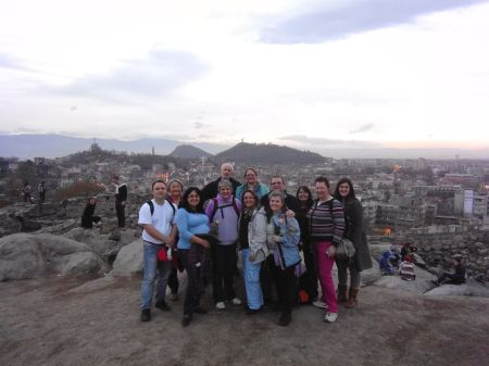MIssion trip to Plovdiv in Bulgaria